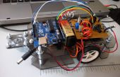 BUGBot - Robot seguidor de luz