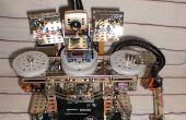 Plataforma de robot inalámbrico PicRobi