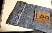 Antiguo Plumier de Jeans