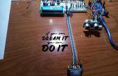 1,2,3... Pajarito Ingles-Proyecto Arduino