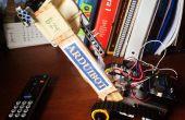 Asequible TV mando a distancia Clawbot