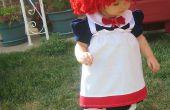 Raggedy Ann Costume del bebé