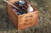 Cajón de herramientas de bricolaje | Madera de trabajo y sólo un divertido proyecto