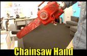Cómo: Hacer un brazo de motosierra