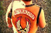 """""""Los guerreros"""" chaleco (sin coser)"""