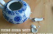 Cómo arreglar roto China, cerámica o porcelana