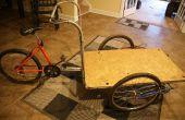 Un triciclo de carga del prototipo