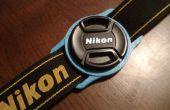 Nikon Lente tapa soporte