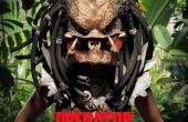 Predator - Tutorial de maquillaje SFX