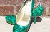 DIY zapatos - diseño de su propio!