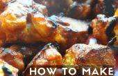 Cómo hacer coliflor Buffalo 'Alas' | Vegan tazón de fuente estupendo Snack