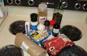 Cómo preparar una comida impresionante