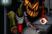 Pintura de Halloween en el iPad con Sketchbook Pro
