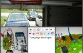 El control de su puerta de garaje desde cualquier lugar!