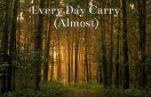 Todos los días llevar (casi)