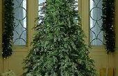 Almacenamiento de árbol de Navidad artificial