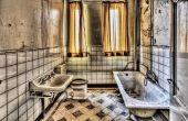 Hacer su cuarto de baño limpio como un boticario en 8 pasos
