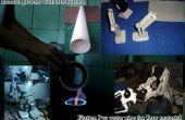 Cómo aplanar el tubo de agua de pvc para la fabricación de cualquier material, proceso manual por quemado