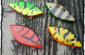 Señuelos de pesca DIY - Lipless Crankbait