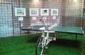 ¿Ping Pong bicicleta