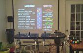 Soporte para controladores Arcade con andadores de adultos