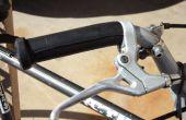 Puños de bicicleta tubo interno