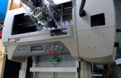 Máquina CNC de la impresora de chorro de tinta