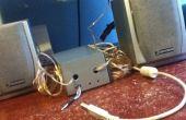 USB altavoces