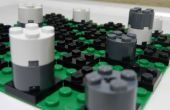 LEGO Mini Damas juego