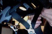 Fones no Capacete da bicicleta | Bicicleta casco auriculares arreglar