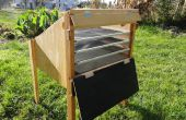 Caja secadora solar