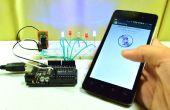 Voz activa Arduino (Bluetooth + Android)