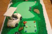Agujero de golf
