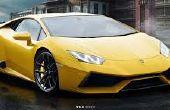 Cómo comprar un Lamborghini