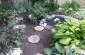 Cómo instalar estanque de jardín
