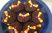 Gato negro enojado Cookies