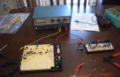Enviar música a través de un Frequency-Modulated (FM) infrarrojo (IR) LED