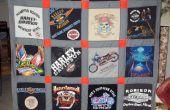 Harley Davidson camiseta edredón