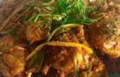 RENDANG de pollo MALAYO tradicional