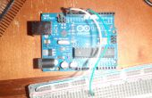 LED intermitente de Arduino