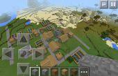 Pueblo de Minecraft 2