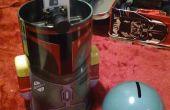 La BoBoBoT 5MP 1080 HD seguridad cámara frambuesa Pi Robot de seguridad
