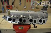 Vauxhall CDTI SAAB TID Alfa Romeo MultiJet entrada múltiple remolino aleta barra reparar 1,9 150BHP Diesel Fix instalación mobiliario instrucciones