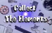 Iniciar una colección de elementos - cómo encontrar muestras en lugares cotidianos