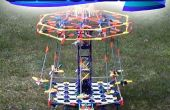 Simple K'nex silla Swing Ride (planos o de silla)