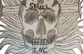 Mi mano dibuja el logotipo