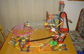 Proyecto Micro - una Mini máquina de la bola de la K'nex
