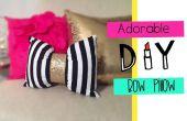 Arco en forma de almohada DIY