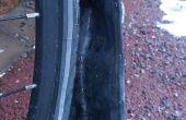 Aleta del fango de guardabarros de bicicleta