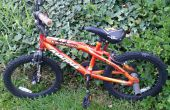 Conducto de cinta bicicleta Makeover
